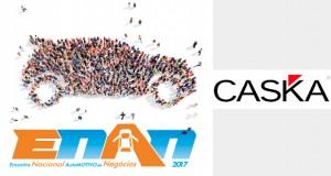 Caska confirma participação no ENAN 2017