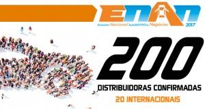 ENAN 2017 já tem 200 distribuidoras confirmadas