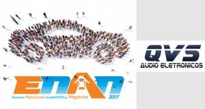 QVS confirma participação e estará no ENAN 2017
