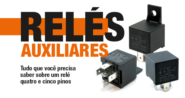 Reles-Auxiliares