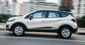 Renault lança o Captur, seu novo SUV compacto
