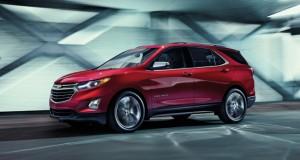 Chevrolet Equinox chegará ao mercado brasileiro ainda este ano