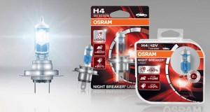 Linha Night Breaker da OSRAM completa 10 anos