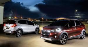 Conheça o WR-V, o novo SUV da Honda