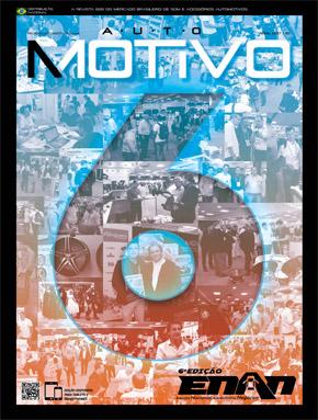 Capa da edição 115 da Revista AutoMOTIVO