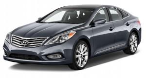 Hyundai New Azera: Guia de aplicação de acessórios