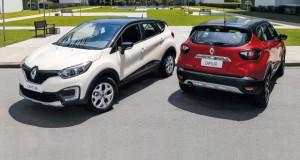 Renault aposta no Captur para fazer sucesso no segmento de SUVs