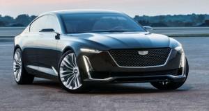 Escala, a elegante visão de futuro da Cadillac