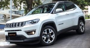 Jeep Compass: Superando metas, quase um líder