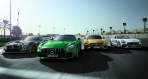 Mercedes-Benz amplia família GT no Brasil nos 50 anos da AMG