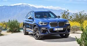 Novo BMW X3 é confirmado para o Brasil
