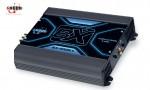 BX 4000.1 - - Amplificador Digital com potência 4.000 Watts RMS à 2 ohms (mono) - Crossover ativo (Low Pass) ajustável - Leds indicadores de clip de sinal, proteção e ligado/desligado. - Sistema de refrigeração por micro ventilador.