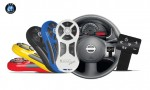 CONTROLE COMBO - Inclui os controles de volante e o famoso controle a distância K1200, proporcionando mais conforto e segurança ao dirigir com os principais comandos do som no volante e maior alcance.
