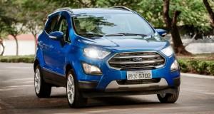 Veja os detalhes do novo Ford EcoSport Titanium