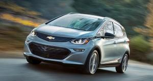Importadora de SP traz cinco unidades do Chevrolet Bolt elétrico