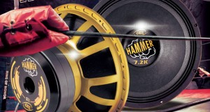 Hammer 7K é o novo woofer da Eros