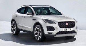 E-PACE é o novo SUV da Jaguar