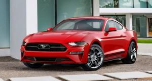 Mustang 2018 resgata emblema dos anos 60