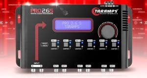 Taramps lança processador de áudio digital