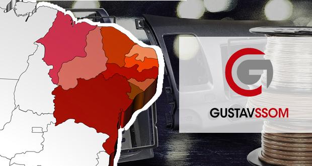 Gustavssom firma parceria com a Permak e passa a representar a empresa na Bahia