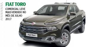 Confira os veículos mais vendidos em Julho/2017