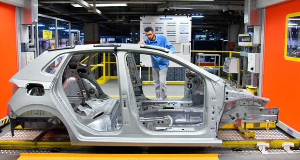 Mais de 2 milhões de veículos já foram produzidos em 2019