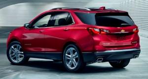 Chevrolet Equinox – Coração de Camaro com corpo de SUV
