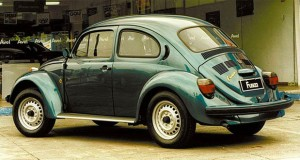 Fusca é líder entre os carros clássicos mais buscados na internet