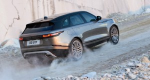 Primeiras unidades do Range Rover Velar chegaram à Europa