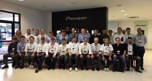 Pioneer reúne distribuidores em encontro estratégico