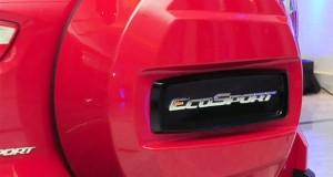 Ford lança linha de acessórios originais para o novo Ecosport