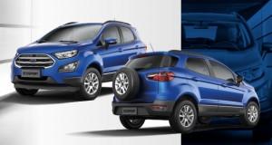 Ford equipa Ecosport para que o SUV volte a vender bem