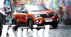 Kwid: a nova arma da Renault
