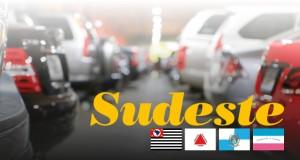 Confira os veículos mais vendidos na região Sudeste