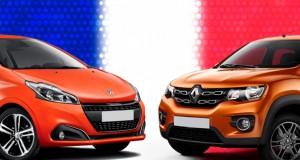 Grupos PSA e Renault fecham trimestre em alta