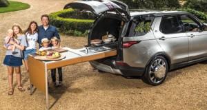 Land Rover cria projeto dos sonhos