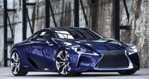 Lexus LF-LC: Estilo e beleza atemporais