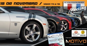 AutoMOTIVO realizará o Camaro Meeting