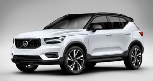 Volvo inicia a produção do XC40, seu novo SUV
