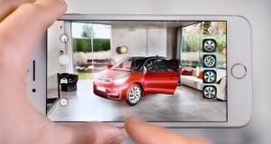 BMW i lança aplicativo de realidade aumentada para iPhone e iPad