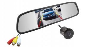 Retrovisor Espelho com Câmera e Sensor de estacionamento, da RayX