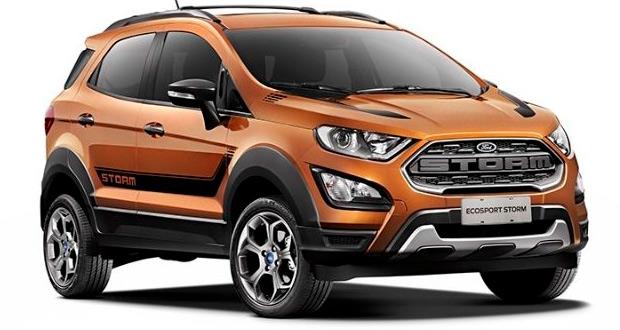 Conheça os acessórios do novo EcoSport 4WD