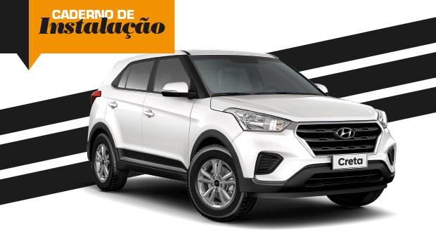 Projeto de customização completo – Hyundai Creta
