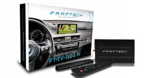 Receptor de TV, da Faaftech