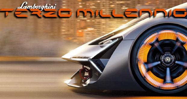 Lamborghini Terzo Millennio: Uma visão de futuro dos superesportivos