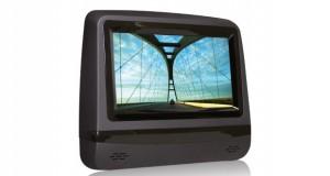 """Monitor 7"""" com DVD acoplável, da Orbe"""