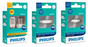 Novas lâmpadas de sinalização em LED Philips chegam ao mercado brasileiro