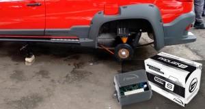 Sensor de inclinação da Olimpus é opção para evitar o roubo de rodas