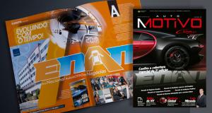 Edição 128 da AutoMOTIVO traz cobertura do ENAN 2018