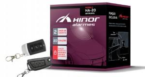 Alarme Antifurto HA 20, da Hinor